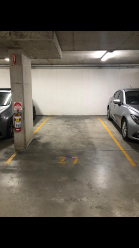 Indoor lot parking on Mowbray Rd W in Lane Cove North