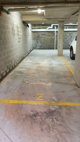 Indoor lot parking on Gray St in Kogarah