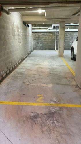 parking on Gray St in Kogarah