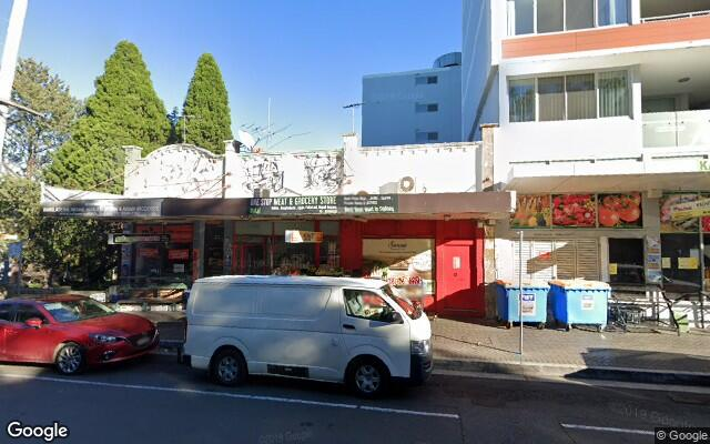 Undercover parking on Station St in Kogarah