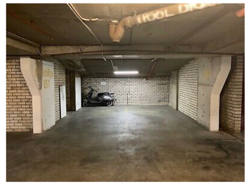 Indoor lot parking on Oxford St in Darlinghurst