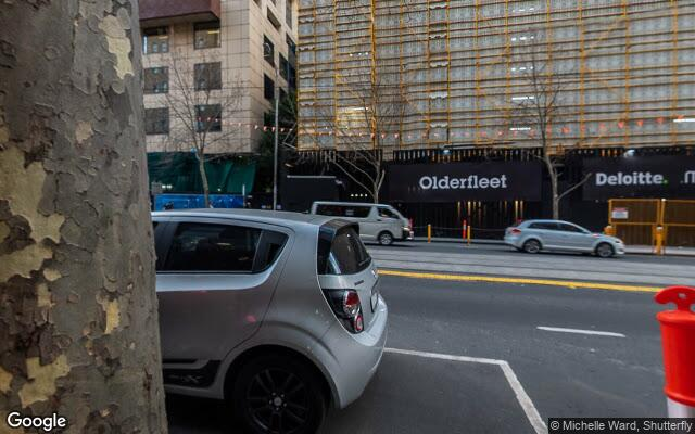 Great Parking Space in the heart of Collins St (Cnr Williams St)
