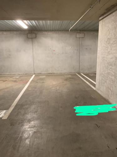 Indoor lot parking on Mackenzie Street in Melbourne Victoria