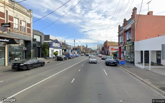 Indoor lot parking on Burwood Rd in Hawthorn