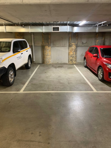 Indoor lot parking on Riddell Parade in Elsternwick