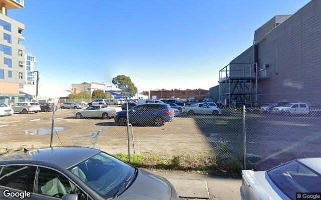 Indoor lot parking on David St in Richmond