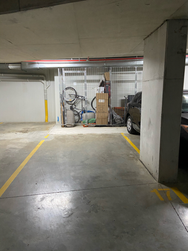 Indoor lot parking on Havilah Rd in Lindfield