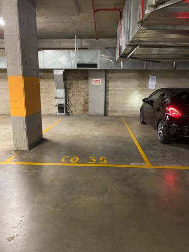 Indoor lot parking on Apex Building in North Sydney
