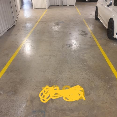 Indoor lot parking on John St in Mascot