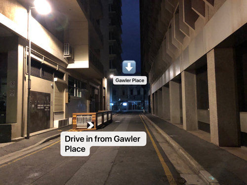 Indoor lot parking on Grenfell St in Adelaide