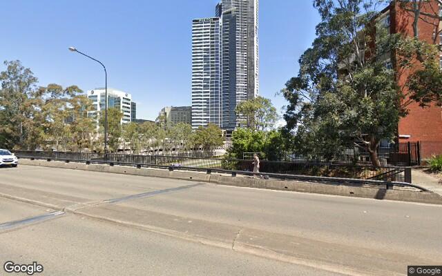 Lock up garage parking on Lamont St in Parramatta
