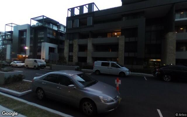 Indoor lot parking on Waterways St in Wentworth Point