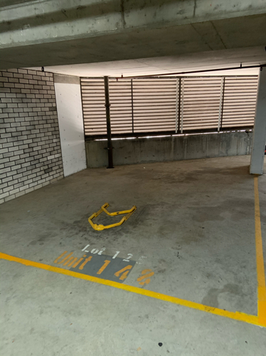 Indoor lot parking on Oxford Square in Darlinghurst