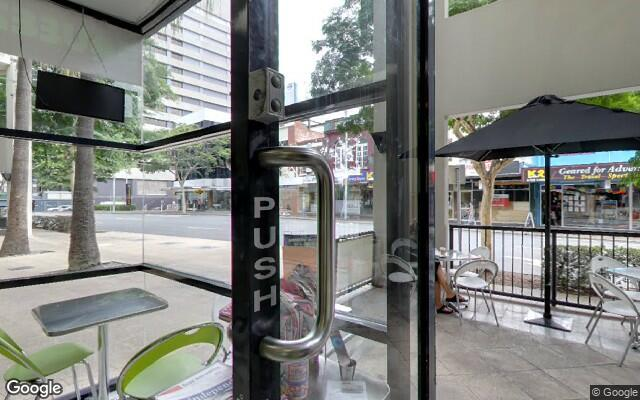 parking on Gotha Street in Fortitude Valley Queensland
