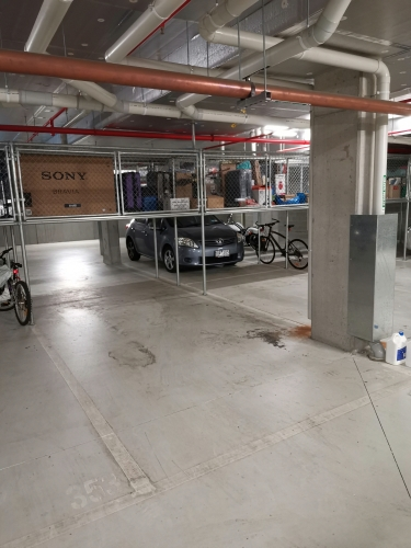 Indoor lot parking on Bond St in Caulfield East