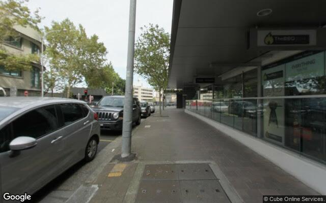 Indoor lot parking on Pacific Hwy in St Leonards
