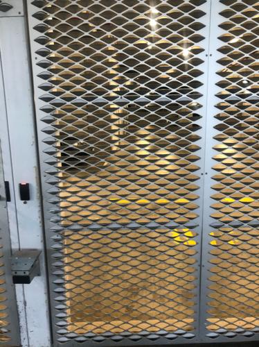 Lock up garage parking on Bourke St in Melbourne
