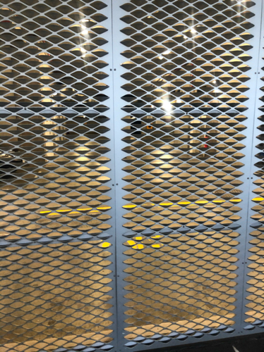 Lock up garage parking on Lonsdale St in Melbourne