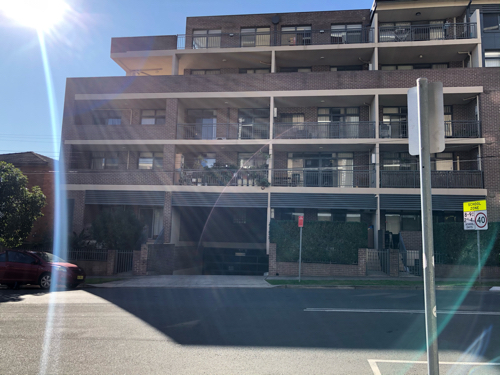 Great Parking space in John St, Lidcombe. Conveniently located near to the station and all amnesties