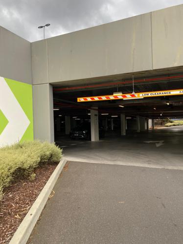 Undercover parking on Copernicus Crescent in Bundoora Victoria