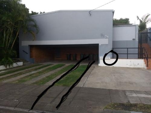 Undercover parking on Blackall Terrace in East Brisbane