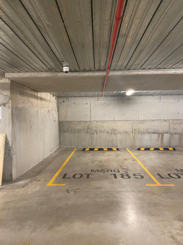 Parking space at the doorstep of Wolli Creek Station