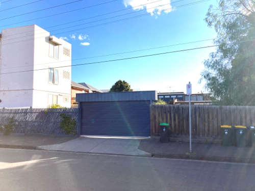 Secure gated carpark on quiet block. A stones throw away from sydney road and royal parade.