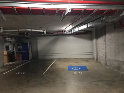 Indoor lot parking on Oxford St in Bondi Junction