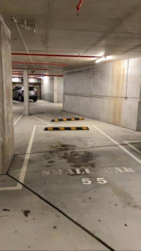 Indoor lot parking on Church Street in Fortitude Valley Queensland