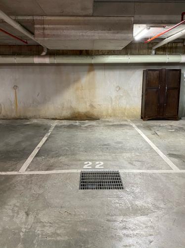 Undercover parking on Warleigh Grove in Brighton
