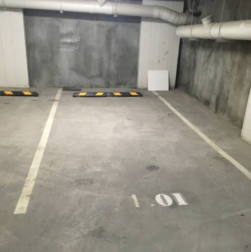 Indoor lot parking on McKinnon Rd in McKinnon