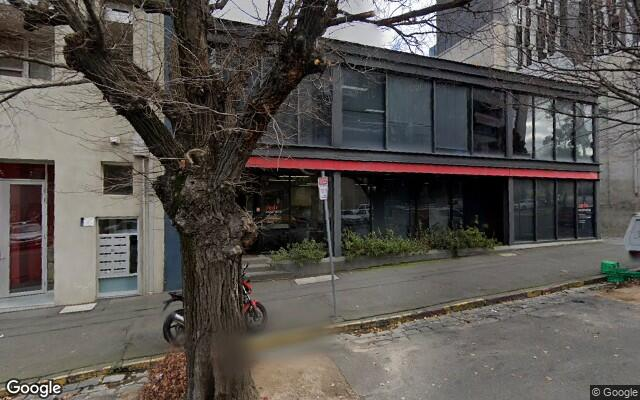 Lock up garage parking on Barry St in Carlton