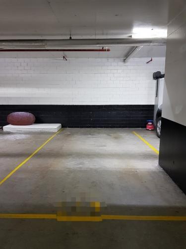 Indoor lot parking on Crystal St in Waterloo