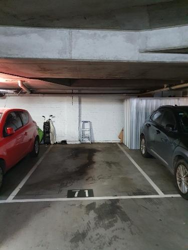 Indoor lot parking on Brighton St in Richmond