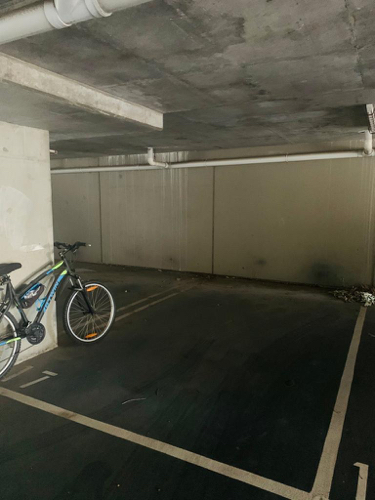 Indoor lot parking on Darling St in South Yarra