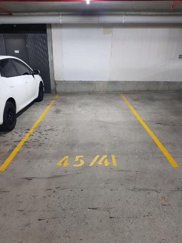 Secured Indoor Car Space in Belconnen Town Centre