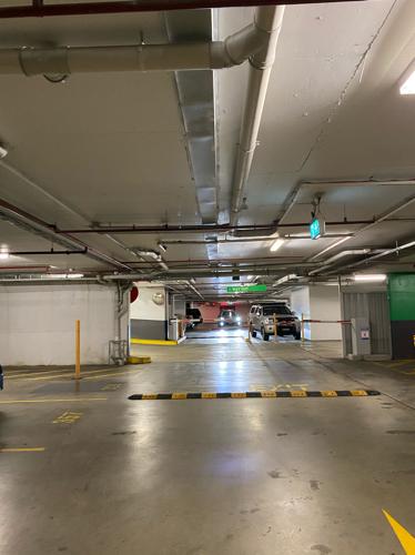 Parking in Coward St