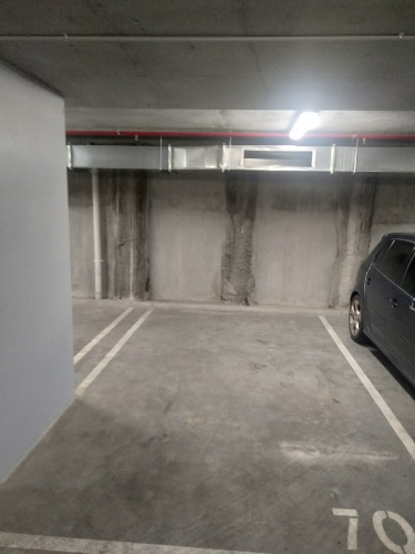 Indoor lot parking on Johnston St in Abbotsford
