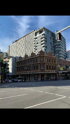 Super convenience parking available in CBD