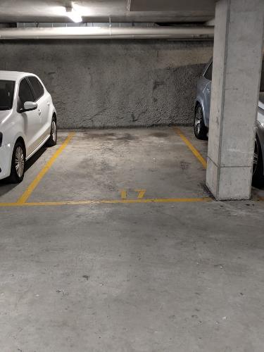 Indoor lot parking on Montgomery St in Kogarah