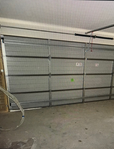 I have a secure garage to store a motorbike or push bike.