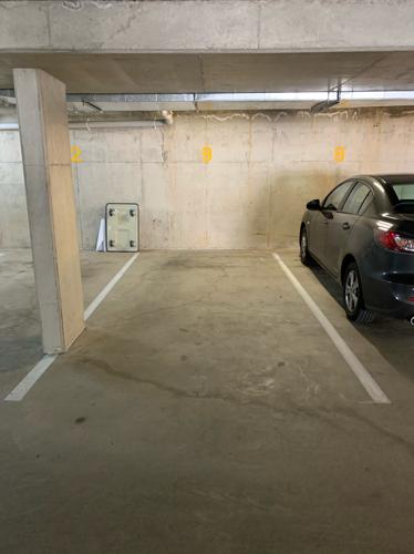 Underground safe car park