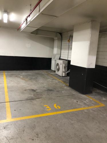 Carpark for rent