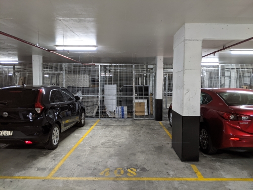 Parramatta  - Indoor Parking close to Train Station and Westfield