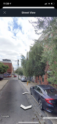 Close to tram stop or walk to city, Smith street precinct, walking distance to hospital 24hr access