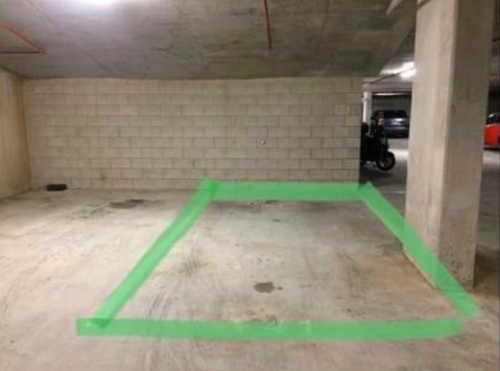 Lock up garage parking on Merivale St in South Brisbane
