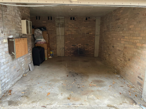 Locked garage in the heart of Bondi - private, secure and all yours!