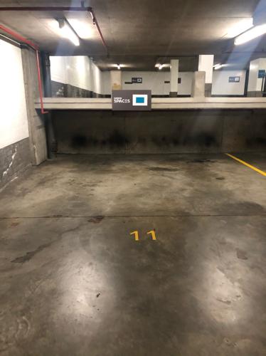 Parking Space - undercover secure carpark
