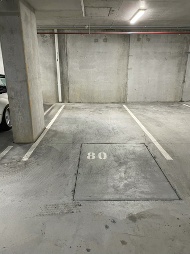 Great parking location!! Level B2, close to lift