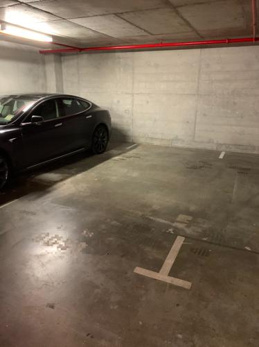 ST Leonards secure underground parking near Train Station